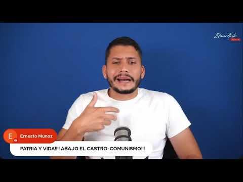 Lazarito releva al Canallita en NTV  sobre Patria y Vida.