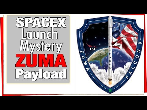 connectYoutube - SpaceX Secret Zuma Launch - SpaceX landing of first stage booster night time