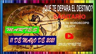 SAGITARIO ?CÓMO dice EL HORÓSCOPO DE HOY 11 DE MAYO ???? Es importante que en este momento pienses en