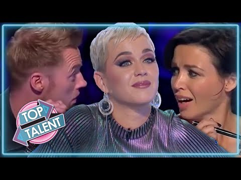 UNEXPECTED VOICES! 3 Auditions That Took Judges By Surprise On American Idol X Factor & Got Talent