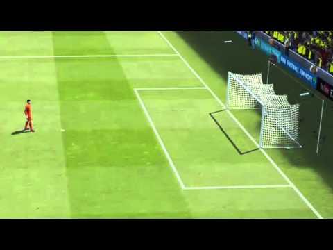 connectYoutube - Fifa 16 keeper fail.
