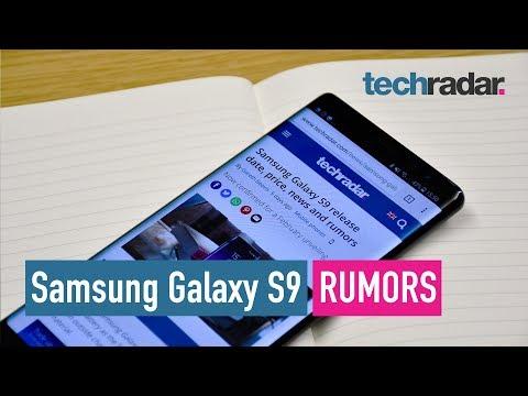 Samsung Galaxy S9 rumor round-up