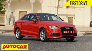 2014 Audi A3 Sedan 35TDI Diesel | First Drive Video Review