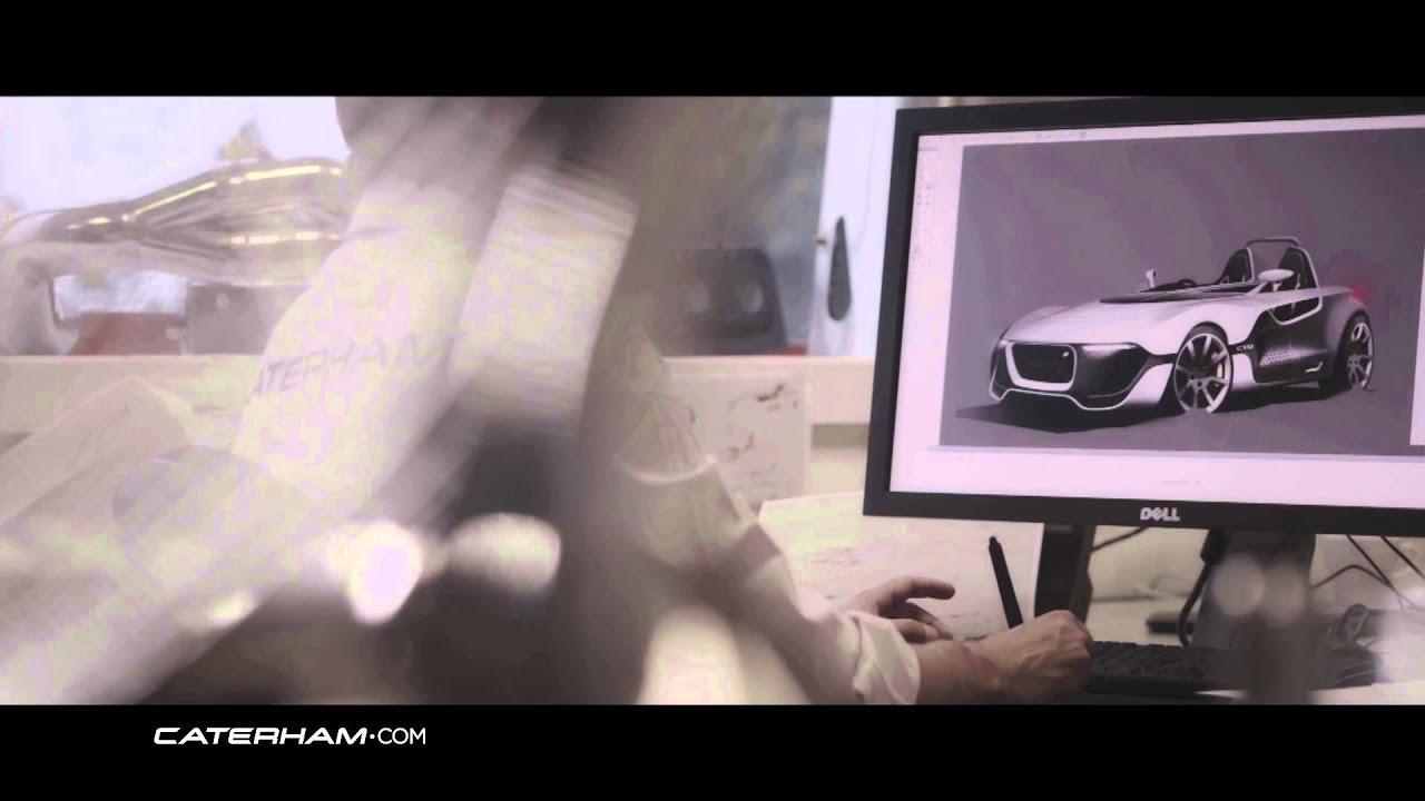 Caterham Cars TV Spot