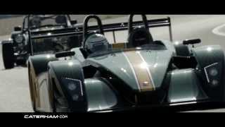 Caterham Cars TV Spot