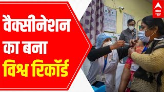 Explained Graphically: Know which state administered RECORD number of vaccine doses in a day - ABPNEWSTV