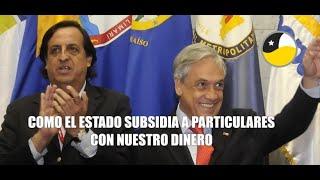 Piñera anuncia un nuevo subsidio para las victimas de carabineros durante el