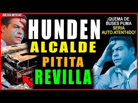 ¡HUN-D3N ALCALDE PITITA REVILLA! QUE-MA DE BUSES PUMAKATARI SERIA AUTO-ATENT4-DQ. QUE-RE-LL4 PENAL