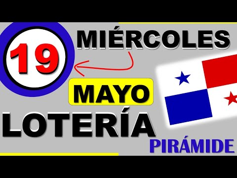 Piramide Suerte Decenas Para Miercoles 19 de Mayo 2021 Loteria Nacional Panama Miercolito Comprar