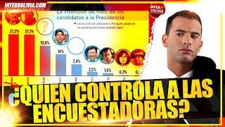 ????  ¿Quien FISCALIZA ó CONTROLA a las EMPRESAS ENCUESTADORAS en BOLIVIA