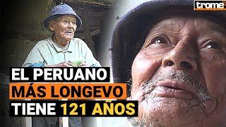 Coronavirus Perú: Conoce a Marcelino Abad, el hombre más longevo que fue vacunado contra la COVID-19