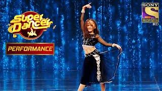 "Shagun के ""वीरों के वीर आ"" Performance से हुए Judges Startle | Super Dancer Chapter 2 - SETINDIA"