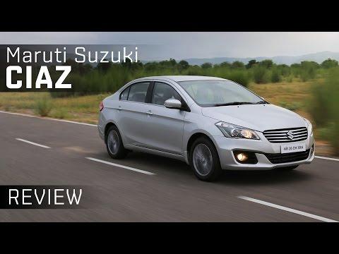 Maruti Suzuki Ciaz :: Review :: ZigWheels