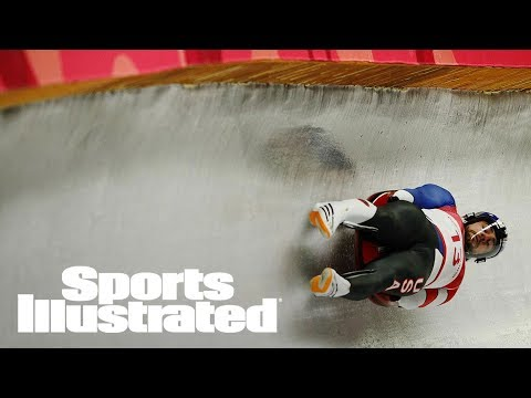 Chris Mazdzer Was Most Comfortable He's Ever Been On Olympic Track | SI NOW | Sports Illustrated