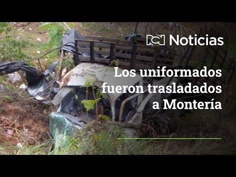 Confirman la muerte de 5 militares y 7 heridos tras ataque contra el Ejército en Córdoba