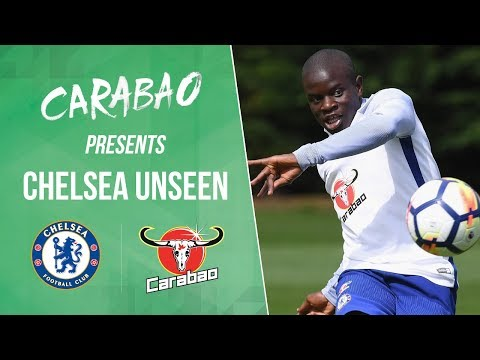 A New Signing Unveiled, Stunning Training Goals and Cahill & Luiz At The Premier League Launch