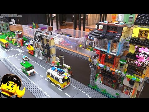 connectYoutube - Mellemby District kickoff: YOUR part of my LEGO city!