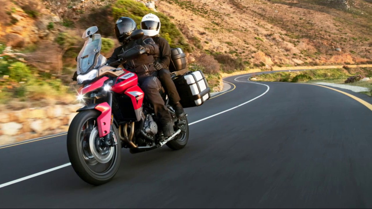 QuickNews Triumph to launch 3 variants of Tiger 900