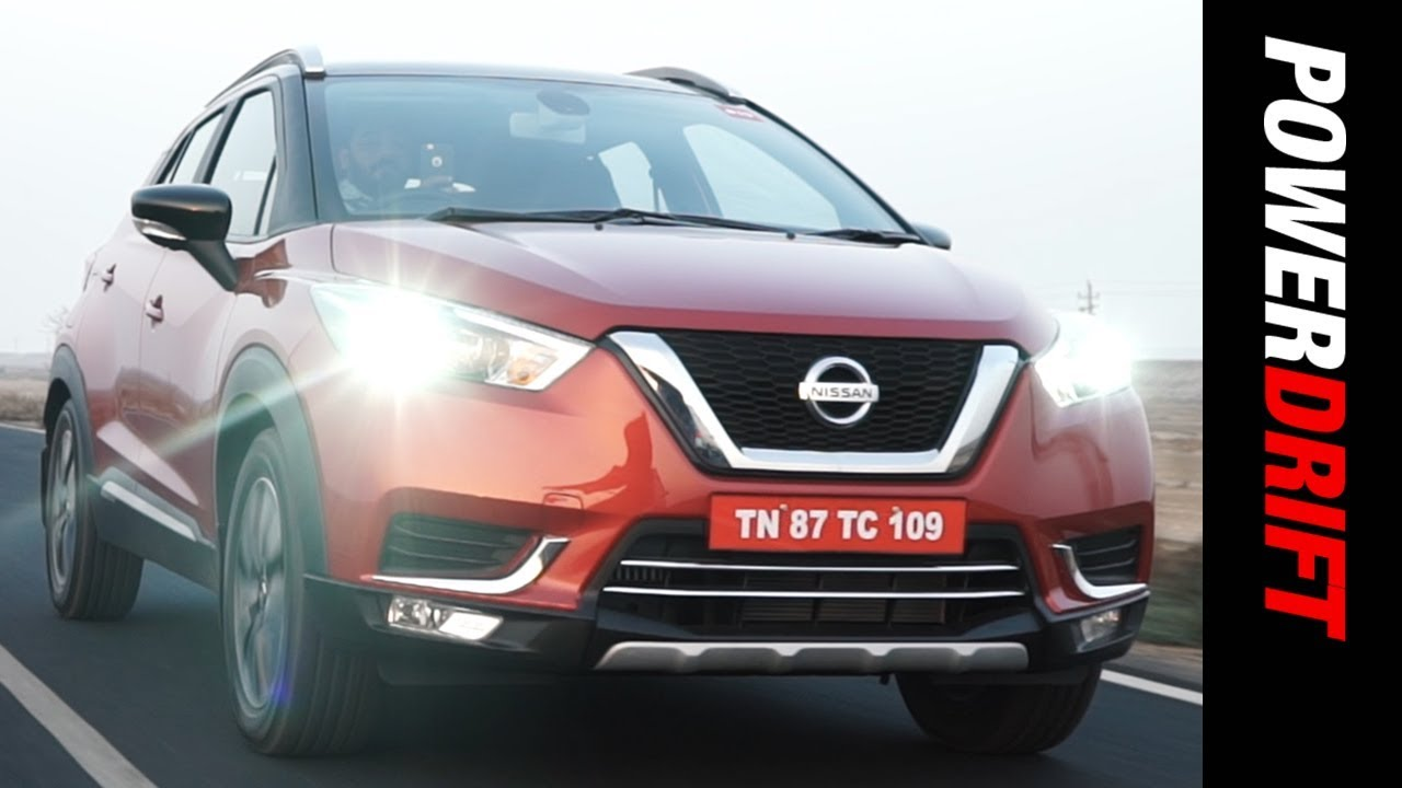 Nissan Kicks : A winning combination? : PowerDrift