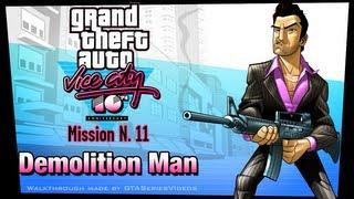 GTA Vice City - iPad Walkthrough - Mission #11 - Demolition Man