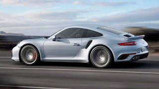 First look at the 2017 Porsche 911 Turbo