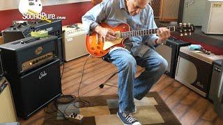 Collings City Limits Brock Burst Guitar #194223 - Quick 'n' Dirty