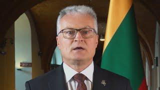 Trijų Baltijos šalių Prezidentų kreipimasis Trėmimų 80-mečio metinėms paminėti