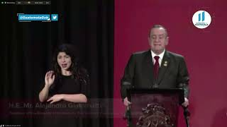 Presidente llama a construir muros de prosperidad que generen oportunidades para Centroamérica