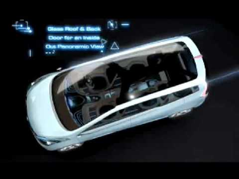 Maruti R3 Concept Car Video