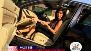 Nissan Teana review by NDTV