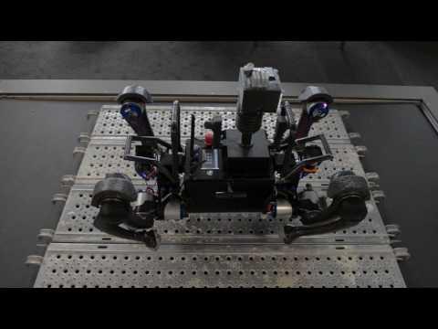 MODUL – Modular Drive Units for Legged Locomotion