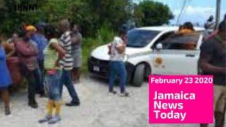 Jamaica News Today February 23 2020/JBNN