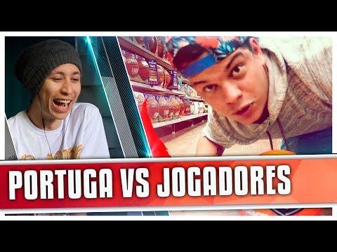 connectYoutube - REACT JOGUEI FUTEBOL CONTRA PROFISSIONAIS ! ‹ PORTUGA ›