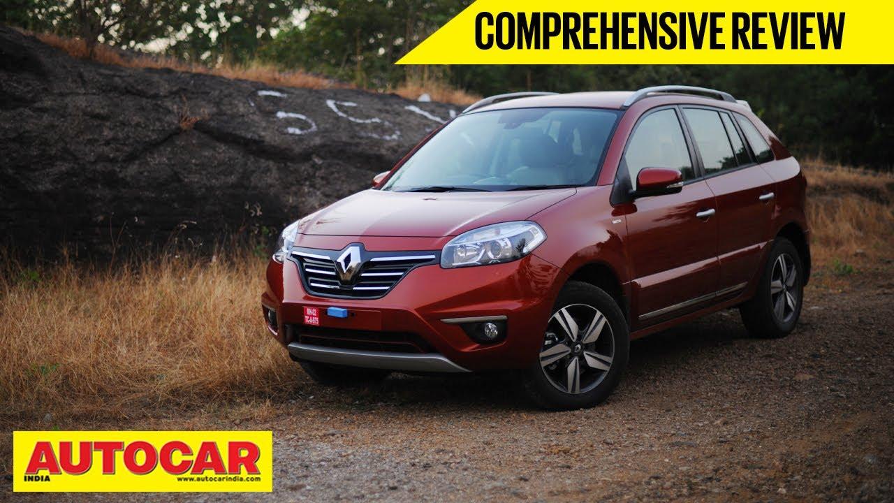 2014 Renault Koleos | First Drive