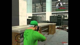 Прохождение GTA San Andreas: Миссия 97[1/3] - Конец пути