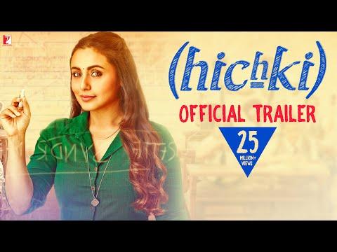 Hichki | Official Trailer | Rani Mukerji | In Cinemas Now