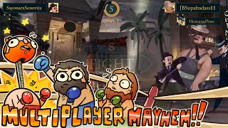Multiplayer Mayhem! - Speakeasy