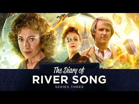 River Song Meets The Fifth Doctor - The Diary of River Song: Series 3 Trailer - Doctor Who