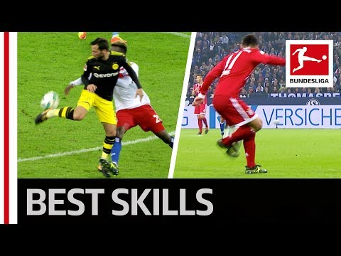 James, Coman, Castro and More - Best Skills from Matchday 5