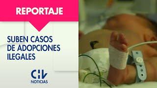 Podrían ser 20 mil familias: Aumentan denuncias de adopciones ilegales en Chile
