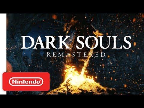 connectYoutube - DARK SOULS: REMASTERED Announcement Trailer - Nintendo Switch