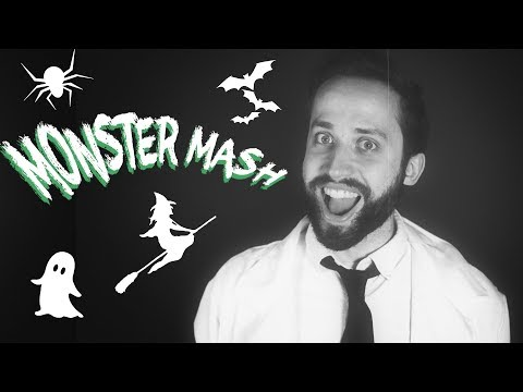 connectYoutube - MONSTER MASH - (Pop Punk Halloween cover by Jonathan Young)