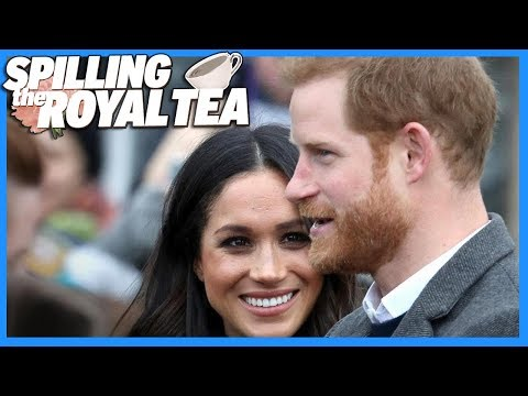 Countdown to the Royal Wedding: Prince Harry and Meghan Markle's Trip to Scotland