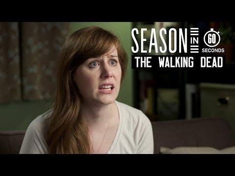 Walking Dead Fans (Season 8) | Season in 60 Seconds