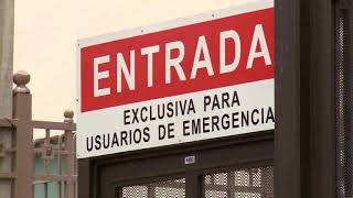 Autoridades prevén colapso de centros médicos: 303 camas UCI ocupadas este sábado
