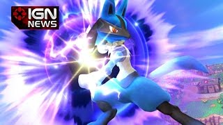 Lucario Amiibo Exclusive to Toys R Us - IGN News