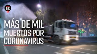 Coronavirus deja más de mil muertos y varios pueblos fantasma - El Espectador