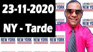 Resultados y Comentarios Nueva York Tarde (Loteria Americana) 23-11-2020 (CON JOSEPH TAVAREZ)
