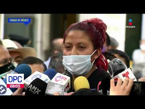Mamá de Brandon Giovanni alza la voz en contra del gobierno de la ciudad