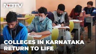 Karnataka: Staff, Students To Be Vaccinated Before Joining Class - NDTV